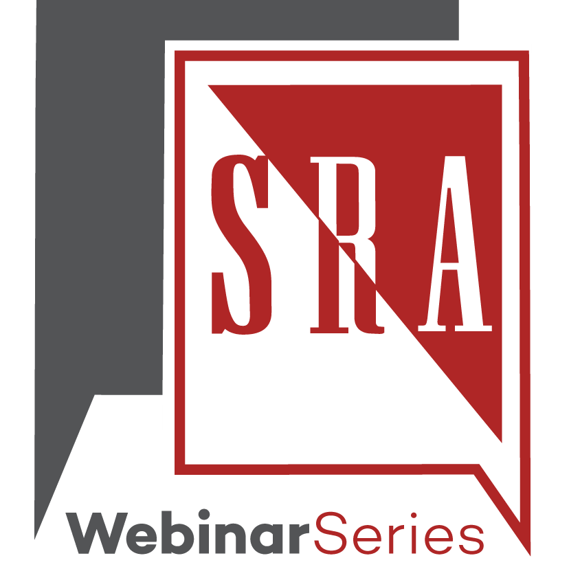 SRA Webinars